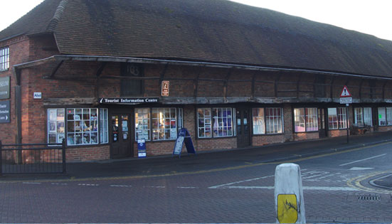 Newbury Tourist Office